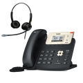 Yealink SIP-T21P E2 + AxTel M2 Comfort duo NC