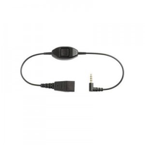 Jabra QD to 3,5 mm (Alcatel)