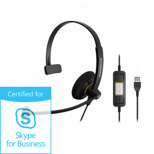 Słuchawki Sennheiser SC 30 USB ML Skype for Business