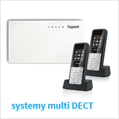 systemy DECT IP