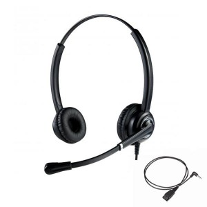 Słuchawki z mikrofonem do rozmowy przez telefon komórkowy