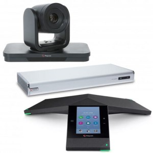 Polycom Trio 8800 VisualPro Collaboration Kit X4 zestaw do wideokonferencji USB z kodekiem