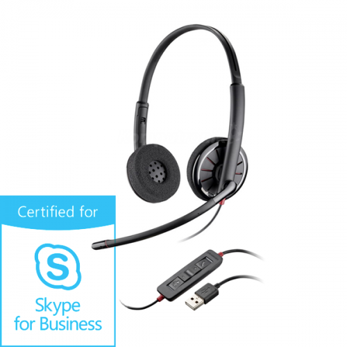 Plantronics Blackwire C320-M USB