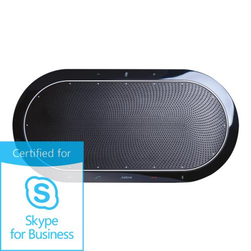 Jabra Speak 810 Ms Bluetooth Wireless Professional: Jabra Speak 810 MS Zestaw Głośnomówiący Bluetooth USB