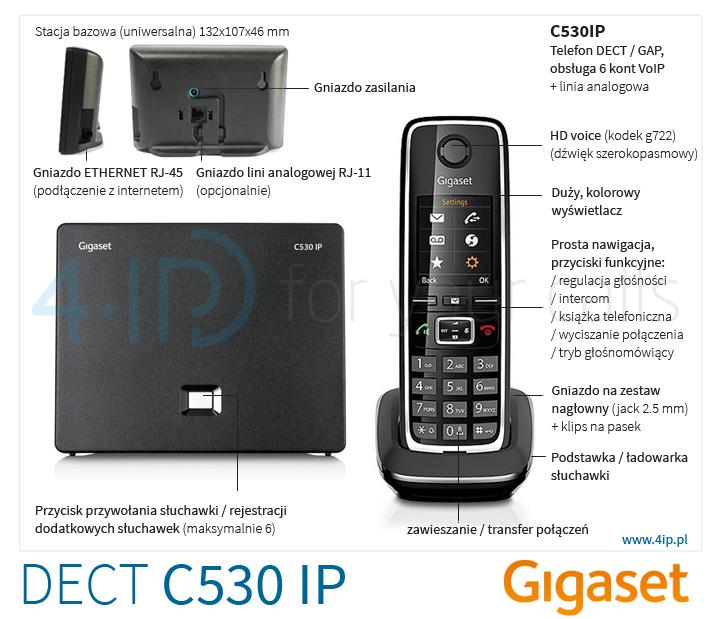 Gigaset C530IP