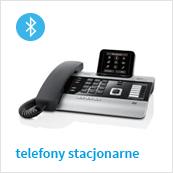 telefony stacjonarne z obsługą Bluetooth