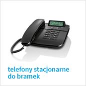 telefony analogowe - stacjonarne