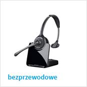 słuchawki z mikrofonem bezprzewodowe