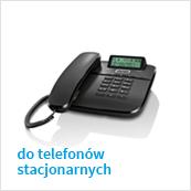 słuchawki Call Center do telefonu stacjonarnego lub komórkowego (indywidualnie dobierana końcówka)
