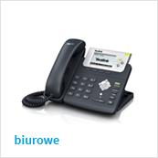 telefony biurowe
