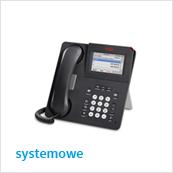 telefony systemowe