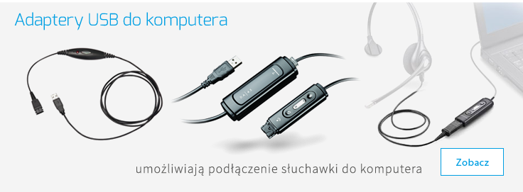 adaptery USB do komputera