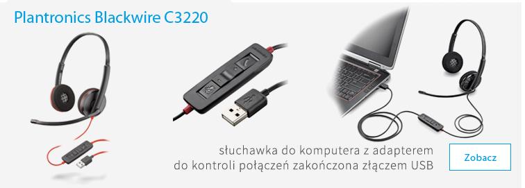 słuchawka USB C3220