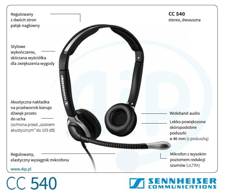 Sennheiser CC540