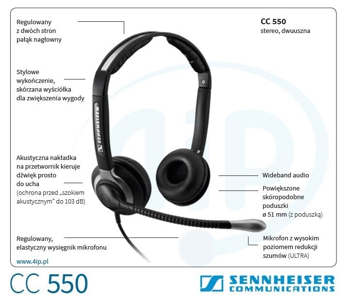 Sennheiser CC550