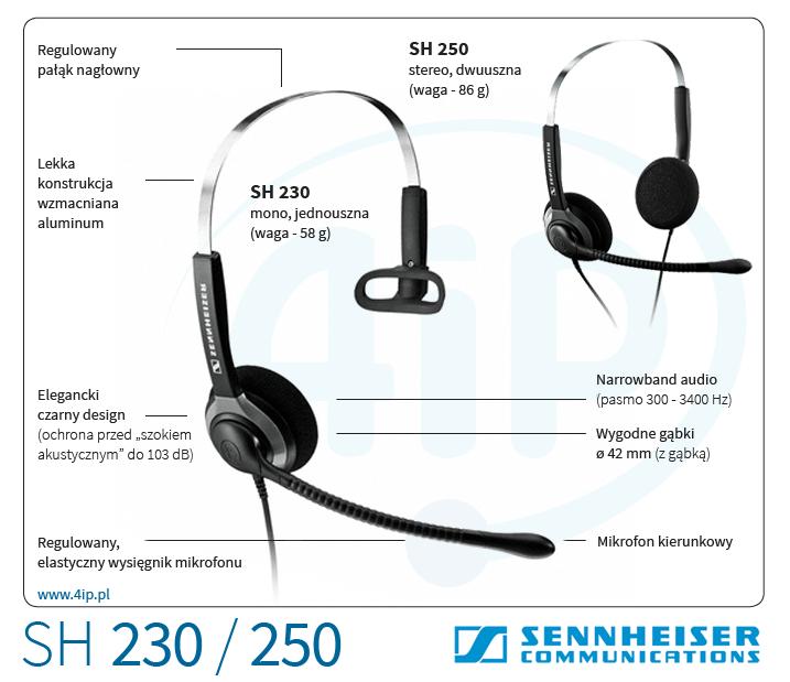 Sennheiser SH 230