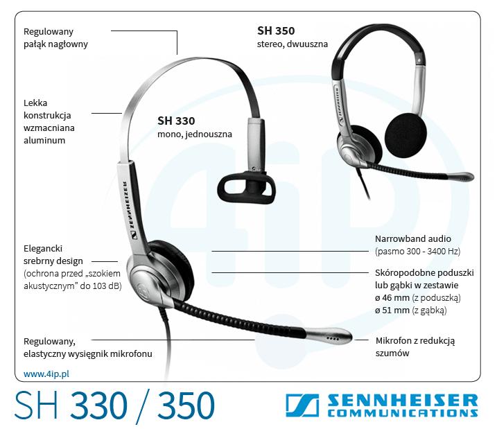 Sennheiser SH 350