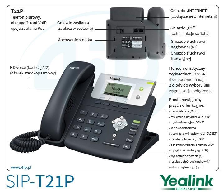 Yealink SIP-T21P